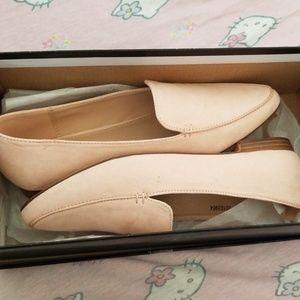 F21 Faux Suede Loafers